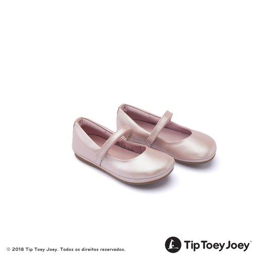 Sapatilha Toddler Little Twirl Pink Dream Tip Toey Joey