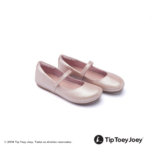 Sapatilha Junior Fizz Pink Dream Tip Toey Joey