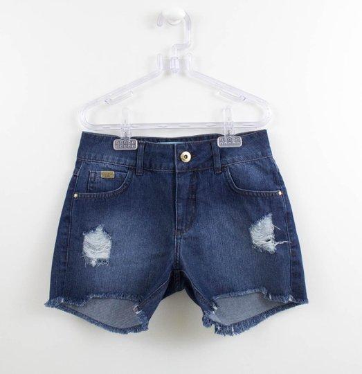Bermuda Jeans Daria Menina Colcci Fun
