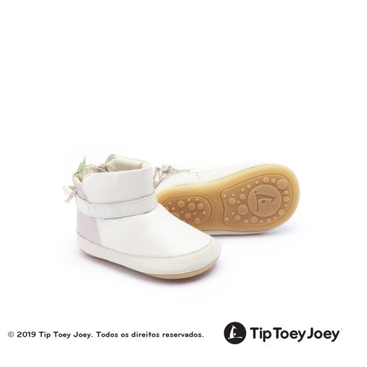 Botinha Baby Tipi Toey Joey Gardeny