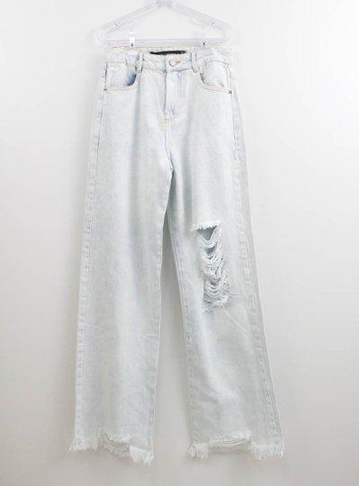 Calça Jeans Clara Wide Leg Authoria