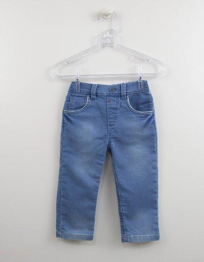 Calça Jeans Claro Molecotton Um mais Um