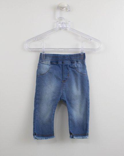 Calça Jeans Leve Momi Bebê