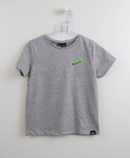 Camiseta Youccie Menino Malha Botone Chill