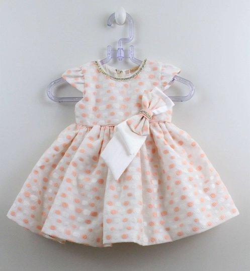 Vestido Festa Petit Cherie Baby Poás Bordados