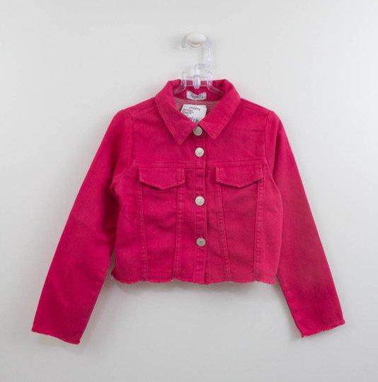 Jaqueta Momi de Sarja Pink