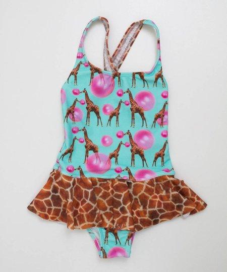 Maio Infantil Siri Clarice Estampa Girafa
