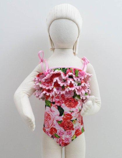 Maio Siri Kids Thais Estampa Floral DG