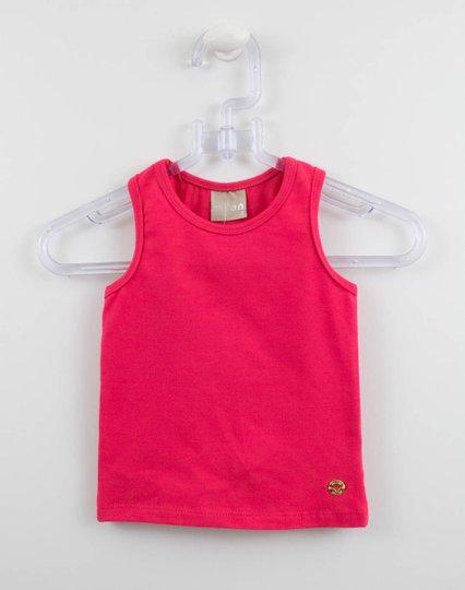 Regata Nadador Cotton Milon Baby Menina