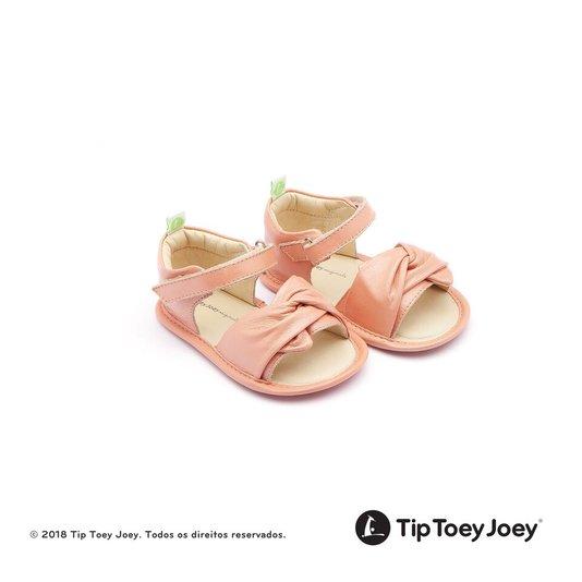 Sandália Bebê Tip Toey Joey Swirly Flamingo