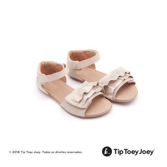 Sandália Menina Tip Toey Joey Wind