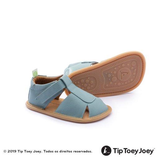 Sandália Parky Skyblue Baby Tip Toey Joey