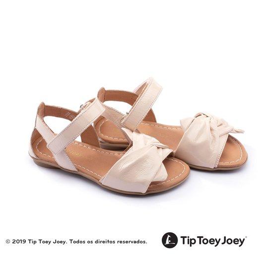Sandália Swil Patent Candy Floss Tip Toey Joey