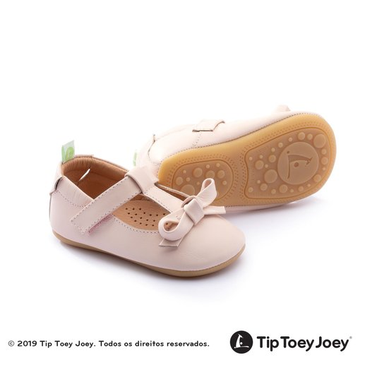Sapatilha Baby Infinity Cotton Candy Tip Toey Joey