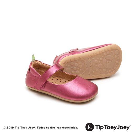 Sapatilha Bebê Tip Toey Joey Dolly Fuchsia Shine