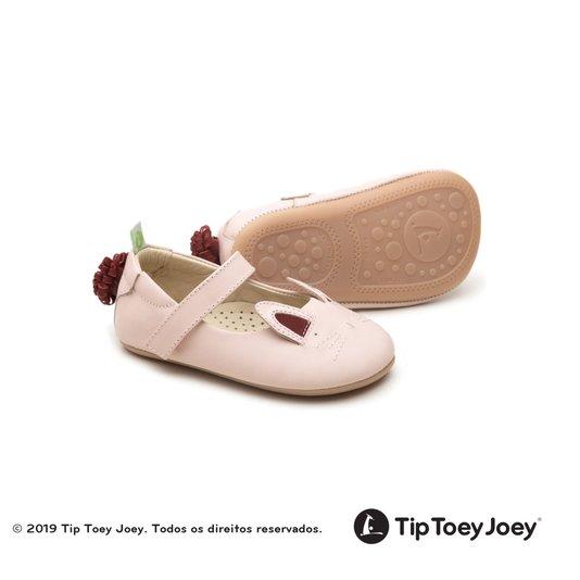 Sapatilha Tip Toey Joey Bebê Bunny Cotton Candy