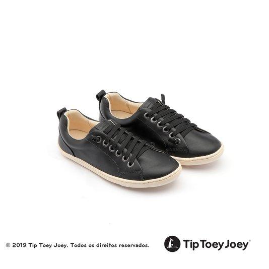 Sapato Tip Toey Joey Grao Black