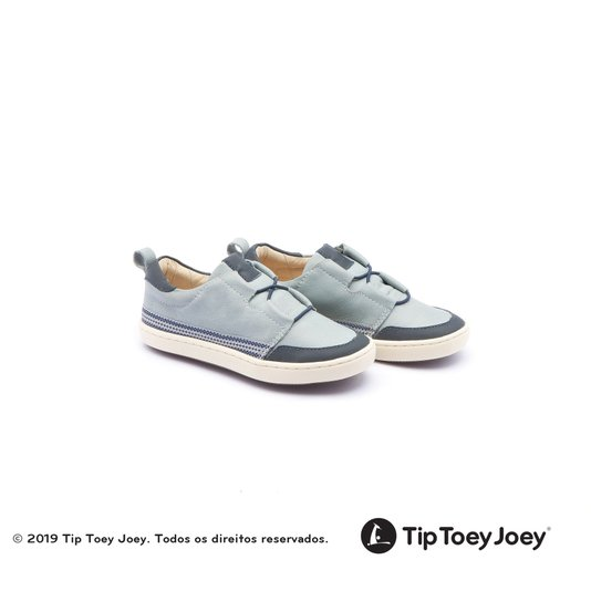 Sapato Tip Toey Joey Little Ancestral Navy