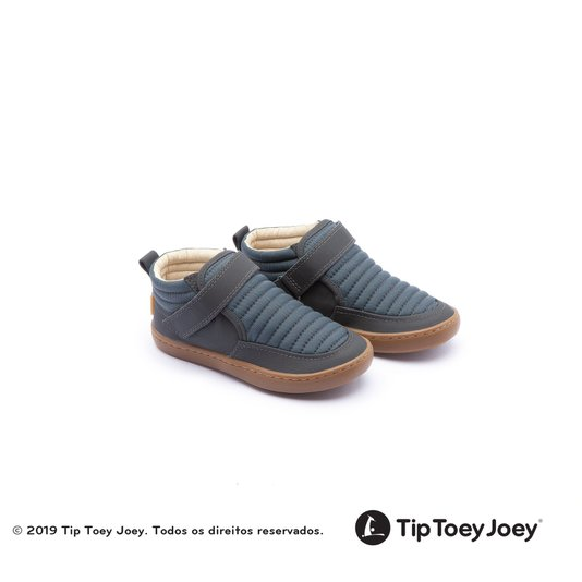 Sapato Tip Toey Joey Little Spacesuit Ash