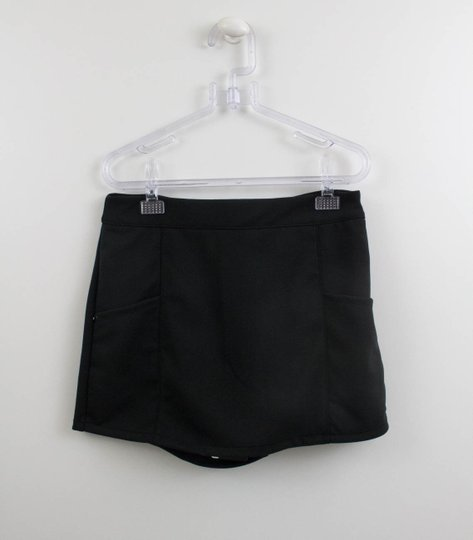 Shorts Saia Authoria Black Malha