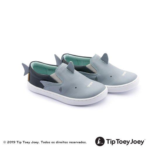 Tenis Little Shark Tide Blue Tip Toey Joey