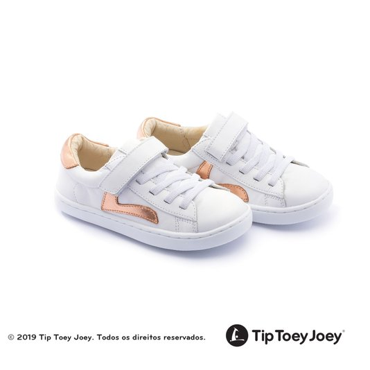 Tenis Little Skid Copper Shine Tipr Toey Joey