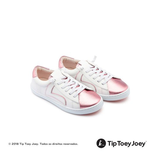 Tenis Menina Skid Junior Tip Toey Joey
