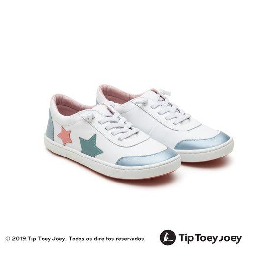Tênis Star White Tip Toey Joey