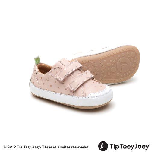 Tênis Tip Toey Joey Bebê Bossy Cotton Candy