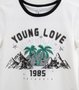 Blusa Malha Young Love Authoria