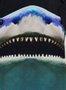 Blusa Shark Atack Lucca Siri Kids Proteção UV
