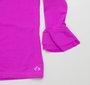 Blusa Siri Baby Duda Flex Rosa Bikini  Proteção Solar