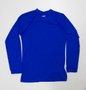 Blusa Siri Kids Proteção UV Azul Bic