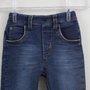 Calça Jeans Bebê Stone com Elastano