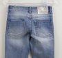 Calça Jeans Cropped Cristais Barra Pituchinhus
