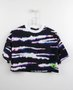Camiseta Cropped Tie Dye Tiger Authoria