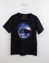 Camiseta Infantil Youccie Summer Preta