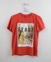 Camiseta Laranja Ready VRK Menino