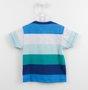 Camiseta Milon Baby Esmerlada Listras