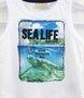 Camiseta Regata Milon Baby Sea Life