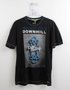 Camiseta VRK Preta Downhill Manchada Longa