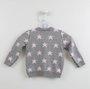 Casaqueto Tricot Estrela Cristal Pituchinhus Mini