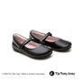 Sapatilha Fizz Patent Black Tip Toey Joey