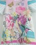 Vestido Beija Flor Crepe Petit Cherie Infantil